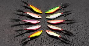 Правильный монтаж бокоплава для зимней рыбалки