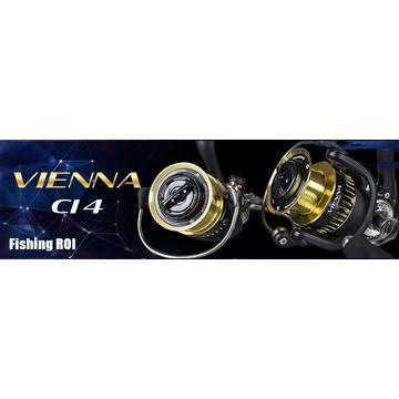 Новое поступление катушек Fishing ROI Vienna