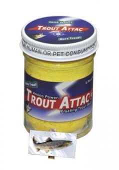 Trout Attac 50g Yellow Flash (жёлтая)