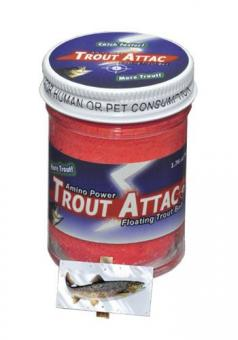 Trout Attac 50g Red Flash (красная)