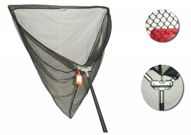 Подсак Carbon Carp Net With FB Handle 10510583