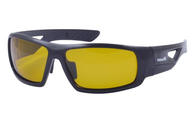 """Очки """"Fishing ROI"""" поляризационные в чехле Y115-Y30 (Yellow)"""