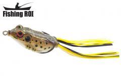 Лягушка глиссер Fishing ROI Frenzy Frog 5513 55mm 13.5g E02