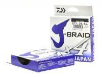 Шнур Daiwa J-Braid X4E 0.10mm 135m Yellow