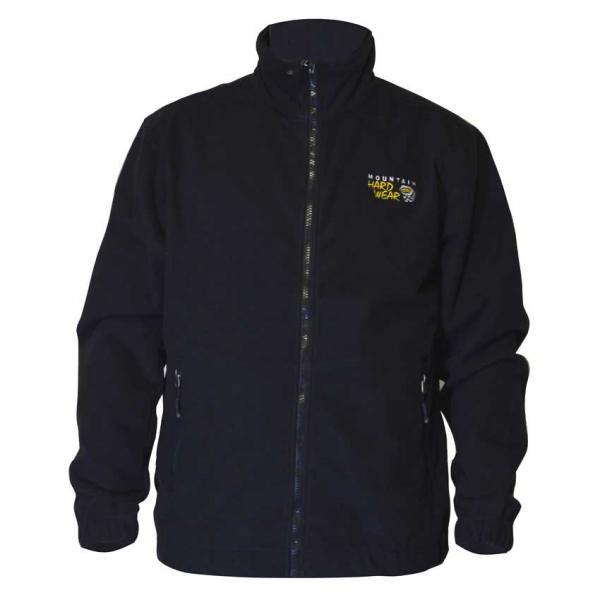 Куртка флис 13112b Mountain Hard Wear XXXL black