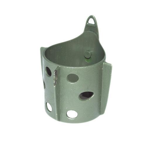 Кормушка фидерная 50х50 30g (пластик/отверстия)