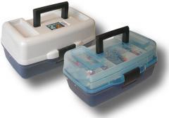 Ящик 2-полочный (прозрачная крышка)
