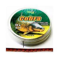 Поводковый материал Cobra 15Lb 20m