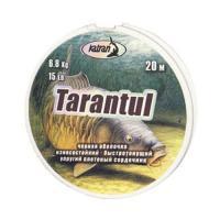 Поводковый материал Tarantul 15Lb 20m