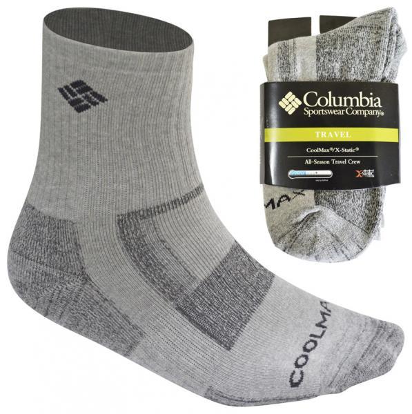 Носки Columbia светло-серые
