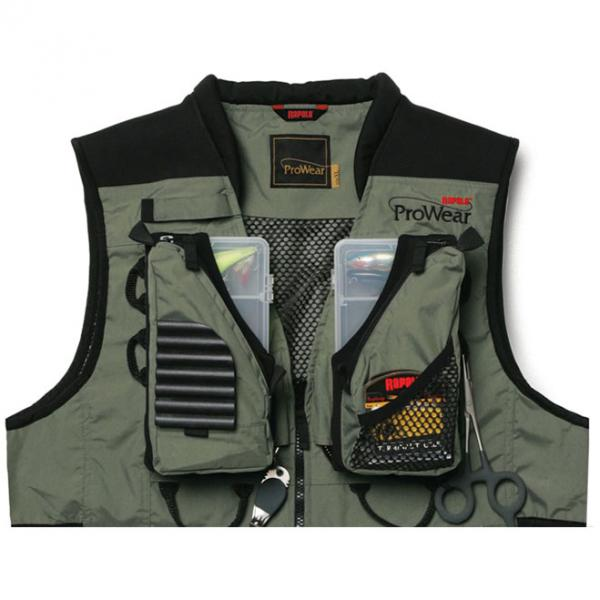 Жилет RAPALA Short Shallows Vest L