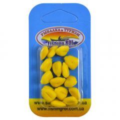 Кукуруза силиконовая FR желтая