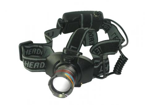 Фонарь Head Lamp 3W Cree Led With Zoom Light
