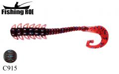 "Силикон ""FishingROI"" Worm Tail C915 40mm"