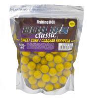 """Бойлы Fishing ROI """"BOILIES"""" classic Сладкая кукуруза 18 500г"""