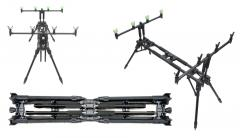 Rod Pod Fishing ROI Fast Carp black
