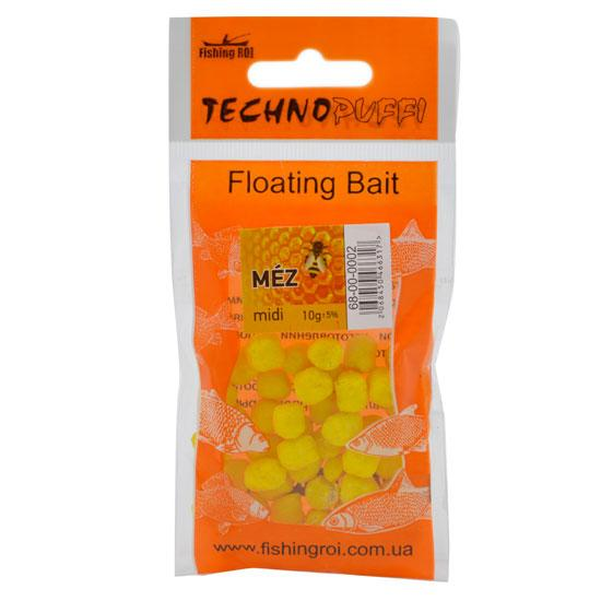 Технопуффи Fishing ROI Мед midi 8-9х10-11мм 10г