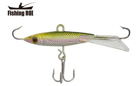 Балансир Fishing ROI 7002 35мм 8гр  20