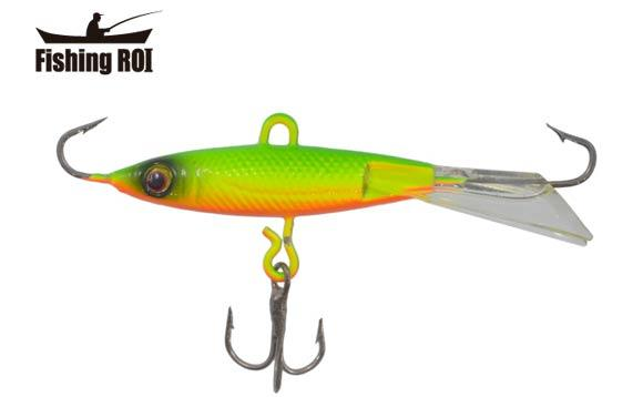 Балансир Fishing ROI 7002 35мм 8гр  31