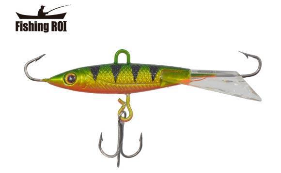 Балансир Fishing ROI 7002 35мм 8гр  40