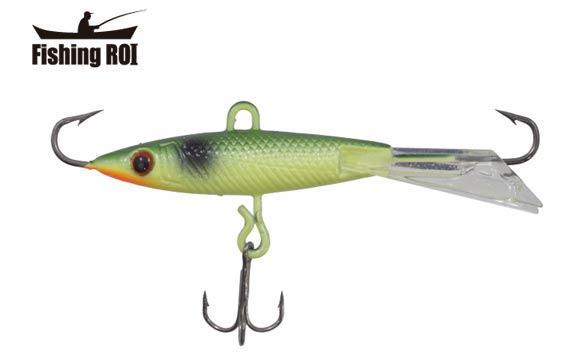 Балансир Fishing ROI 7002 35мм 8гр  54