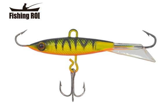 Балансир Fishing ROI 7002 35мм 8гр  76