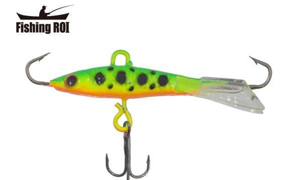 Балансир Fishing ROI 7002 35мм 8гр  78