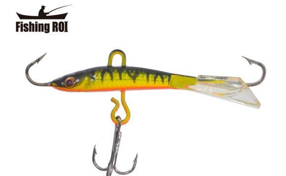 Балансир Fishing ROI 7009 32мм 6гр  76