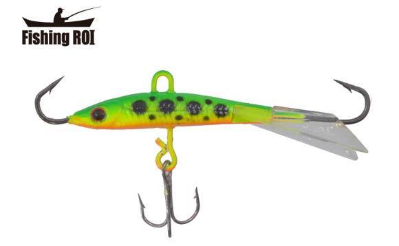 Балансир Fishing ROI 7009 32мм 6гр  78