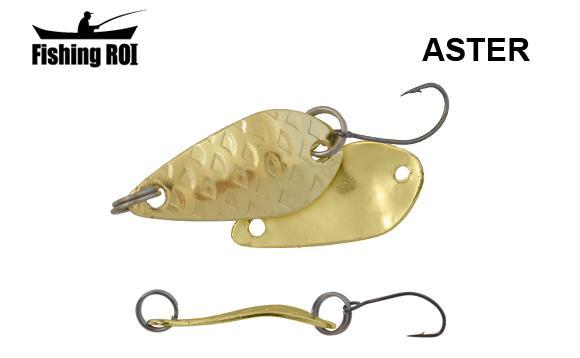 Блесна Fishing ROI Aster 3gr 02