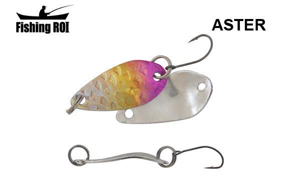 Блесна Fishing ROI Aster 3gr 090
