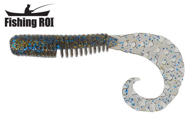Силикон Fishing ROI Running Grub 100mm B025 (6шт)