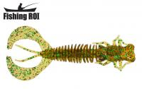 Силикон Fishing ROI Wing Larva 88mm B038 (7шт)