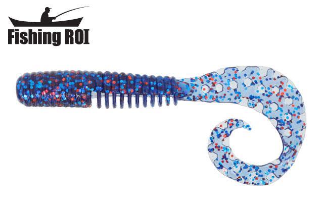 Силикон Fishing ROI Running Grub 100mm B080 (6шт)