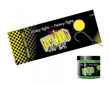 CZ Fluo Pop Ups Yellow Banana-Sweet Corn 100g (жёлтый)