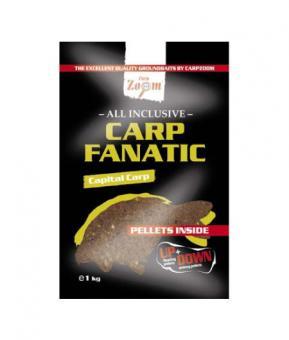 Carp Fanatic-All inclusive-Capital carp 1kg (медовик)