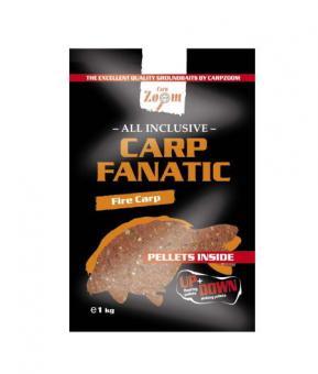 Carp Fanatic-All inclusive-Fire carp 1kg (со специями)