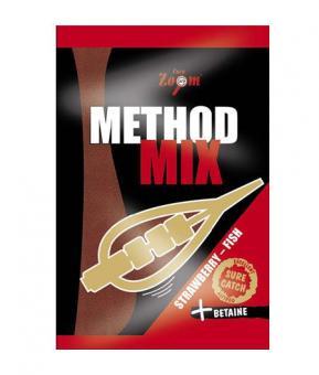 Method Mix Strawberry-fish 1kg (клубника-рыба)