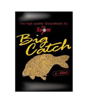 Big Catch Groundbaits Big Carp-Yellow 1kg (для огромных карпов,жёлтая)