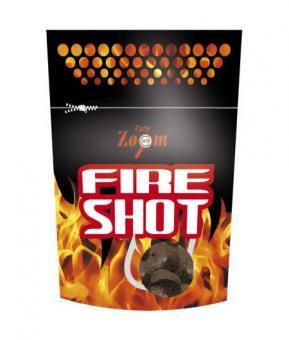 Fire Shot Hook Baits Halibut Pellet pre-drilled 12mm 120g (перфорированые палтус-пелетсы)