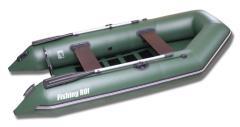 Надувная моторная лодка Fishing ROI DISCOVERY DM 260 LS
