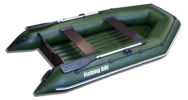 Надувная моторная лодка Fishing ROI NEPTUN N 290 LD