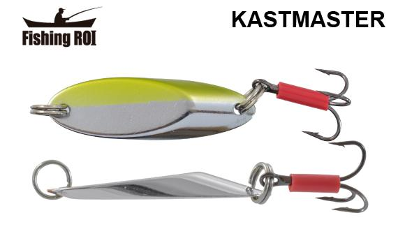 Блесна Fishing ROI Kastmaster 3.5gr 010