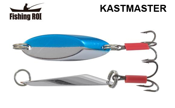 Блесна Fishing ROI Kastmaster 3.5gr 018