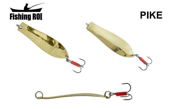 Блесна Fishing ROI Pike 22gr 002