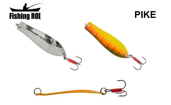 Блесна Fishing ROI Pike 22gr 101