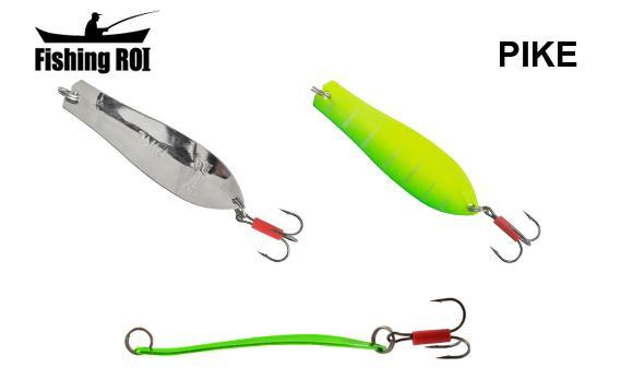 Блесна Fishing ROI Pike 22gr 102