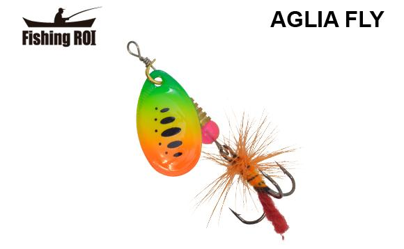 Блесна Fishing ROI Aglia Fly 3gr 029
