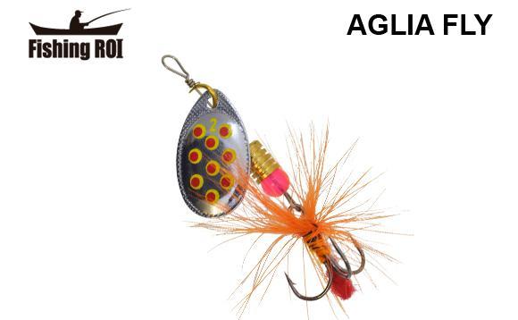 Блесна Fishing ROI Aglia Fly 3gr 032