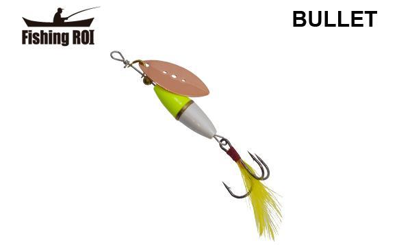 Блесна Fishing ROI Bullet 7gr 003